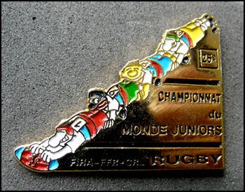 Championnats du monde rugby dubouillon 1