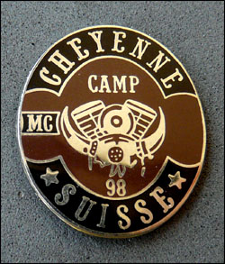 Cheyenne mc camp 98 suisse