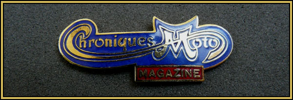 Chroniques moto magazine 600