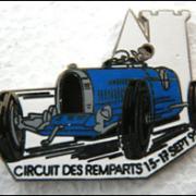 Circuit des remparts 95