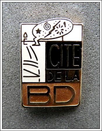 Cite bd angouleme pin s