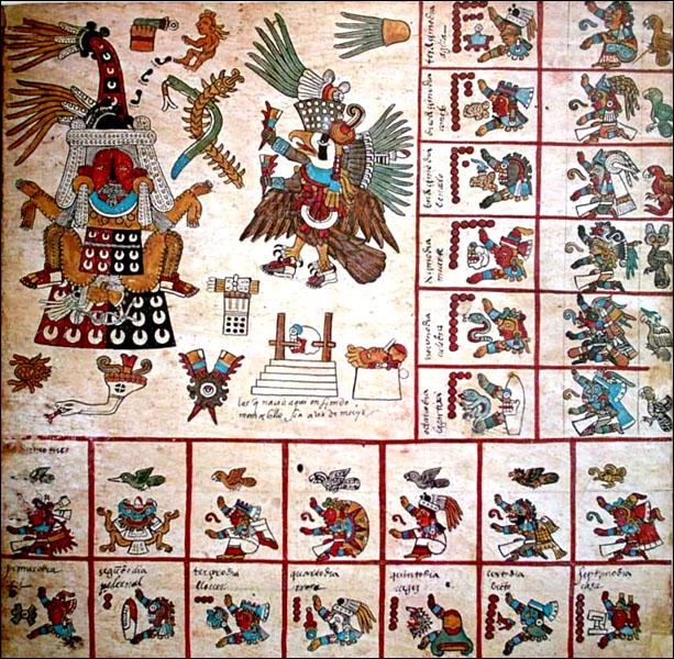 Codex borbonicus