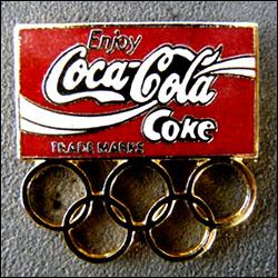 Coke olympique