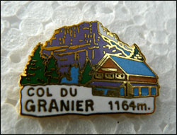 Col du granier 1164m