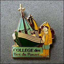College des iles du ponant