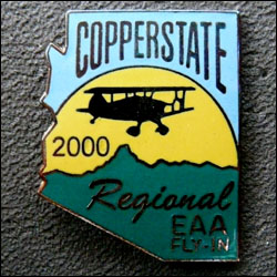 Copperstate regional eaa fly in