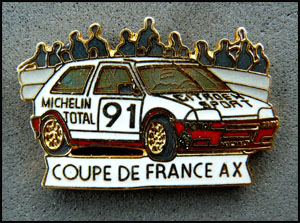 Coupe de france ax citroen sport 4