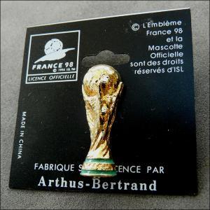 Coupe du monde fifa 4 600