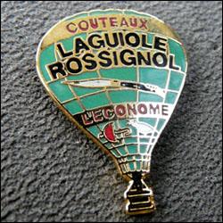 Couteaux laguiole rossignol