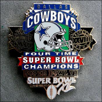 Cowboys 4 time
