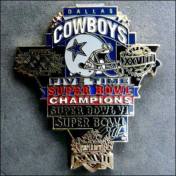 Cowboys 5 time