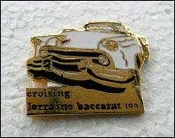 Cruising lorraine baccarat
