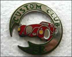 Custom club 52