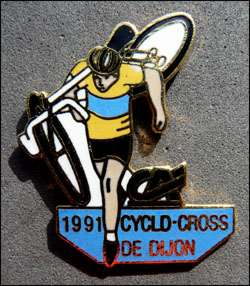 Cyclo cross dijon 1991
