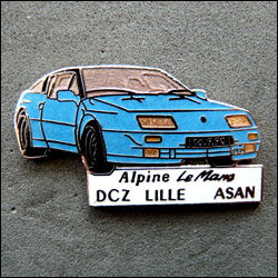 Dcz lille asan bleue