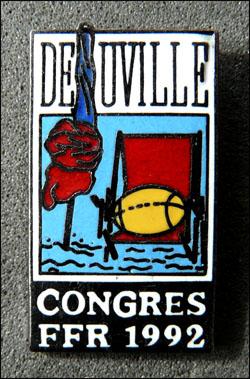 Deauville congres ffr 92