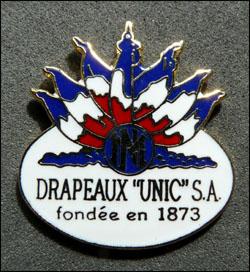Drapeaux unic