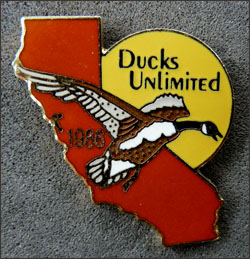Ducks unlimited 1986