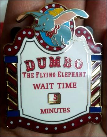 Dumbo timing 1
