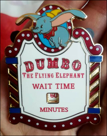 Dumbo timing 2