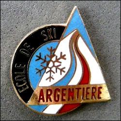 Ecole de ski argentiere