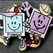 Enfants polaroid