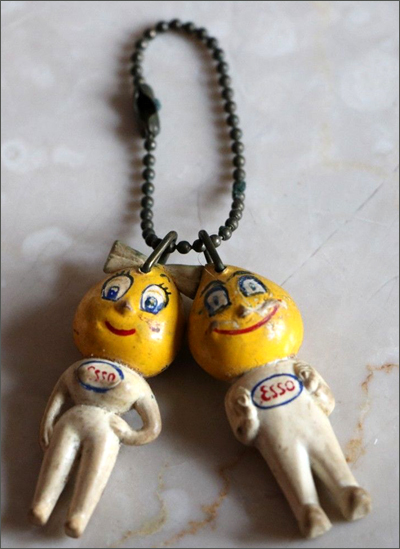 Esso figurines