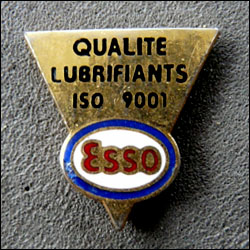 Esso qualite lubrifiants
