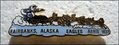 Fairbanks alaska eagles aerie 1037