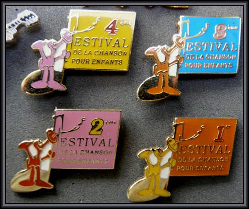 Festival chanson pour enfants