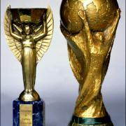 Football coupe du monde trophee jules rimet