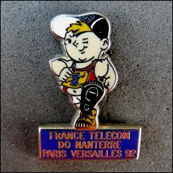 France telecom nanterre