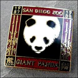 Giant panda san diego zoo 250