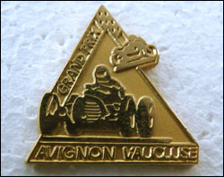 Grand prix avignon vaucluse