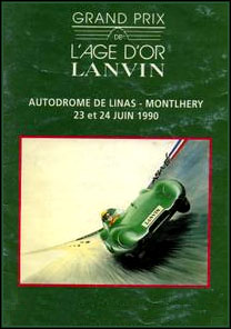 Grand prix de l age d or lanvin 1990