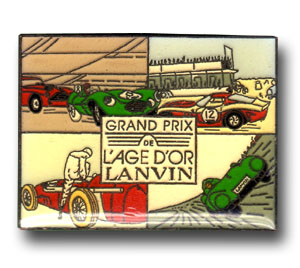 Grand prix de l age d or lanvin epoxy