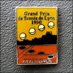 Grand prix de tennis de lyon rossignol 251