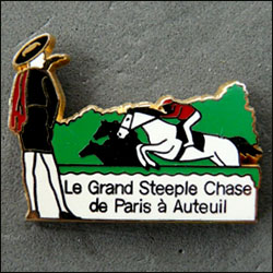 Grand steeple chase de paris a auteuil
