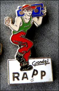 Grandgi rapp