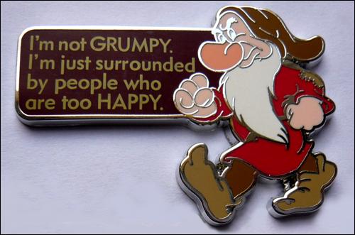 Grumpy iii