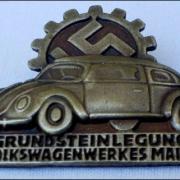 Grundsteinlegung vw 1938