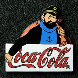 Haddock coca cola blanc