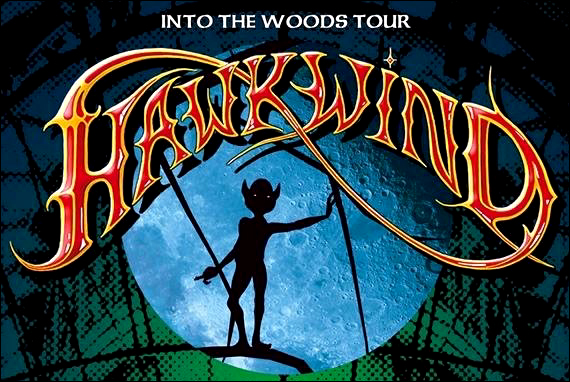 Hawkwind into the woods tour