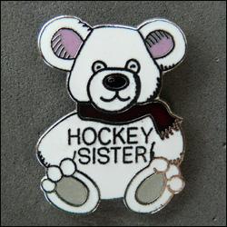 Hockey sister