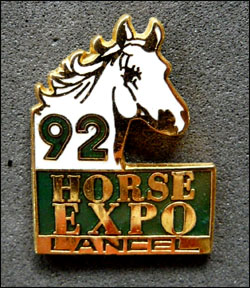 Horse expo 92 lancel