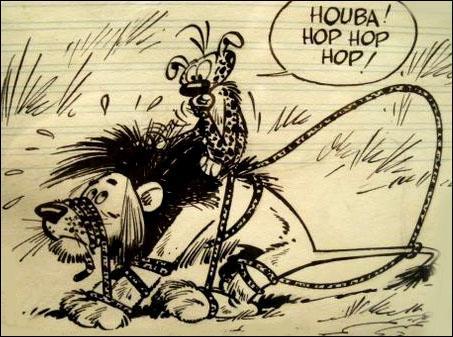 Houba hop hop hop