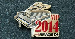 Hrc vip rewards 2014