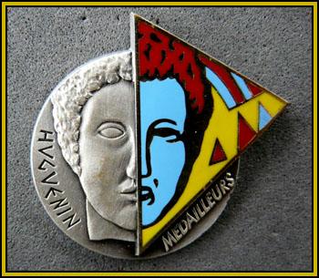 Huguenin medailleurs