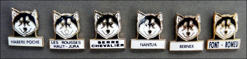 Huskies serigraphies 1