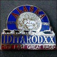 Iditarod 1992 600